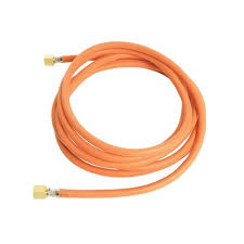 "Sievert 4mtr Propane Hose 3/8"" BSP LH Nut Both Ends - 5mm Hose"